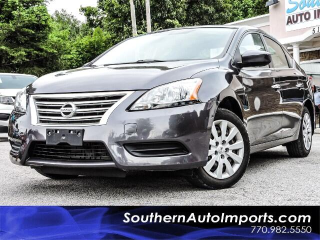 2014 Nissan Sentra SV w/Driver Package