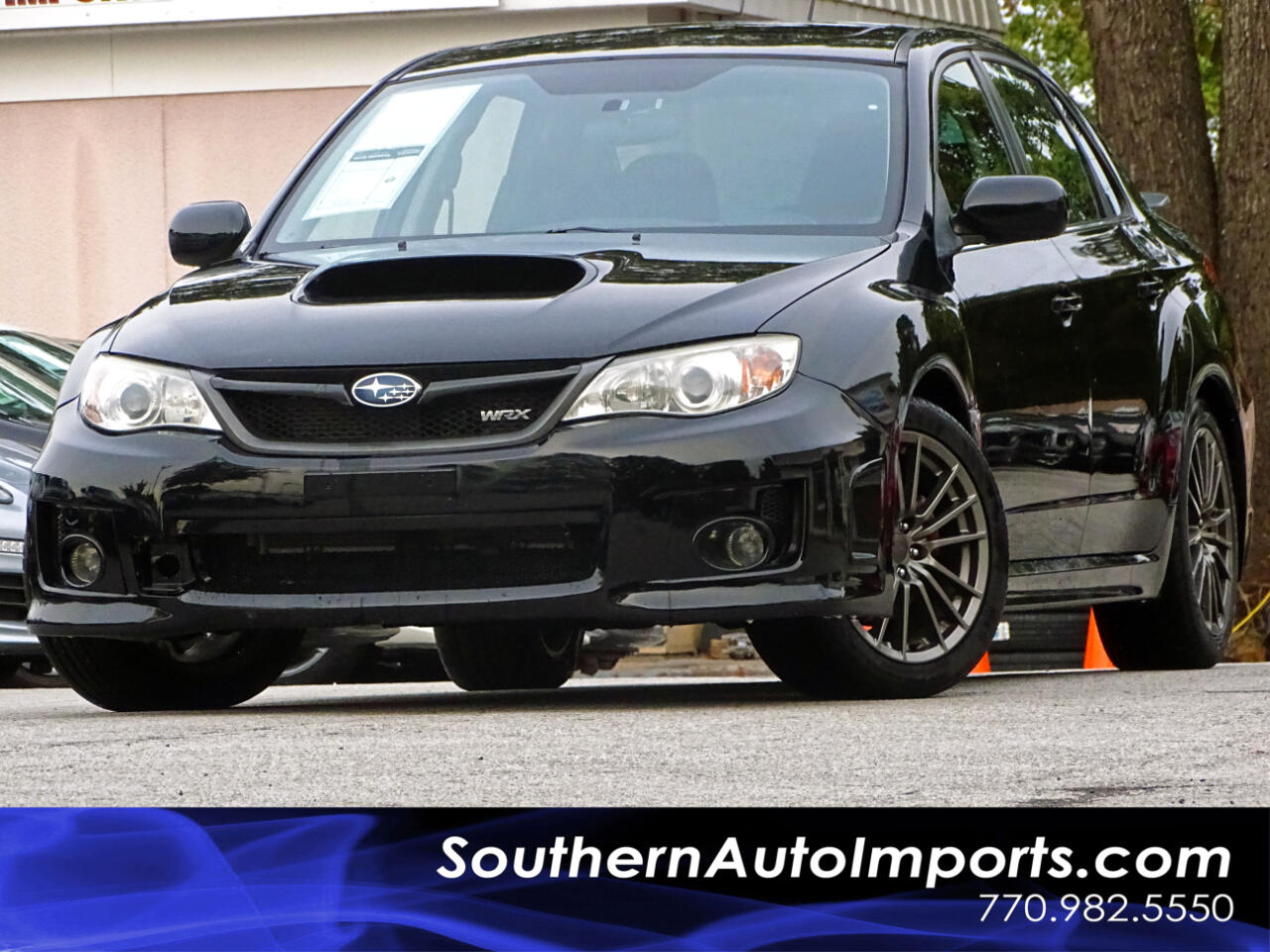 2012 Subaru Impreza WRX WRX PREMIUM W/SUNROOF HEATED SEATS