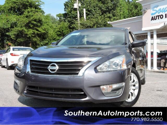 2013 Nissan Altima 2.5 S w/Power Seat