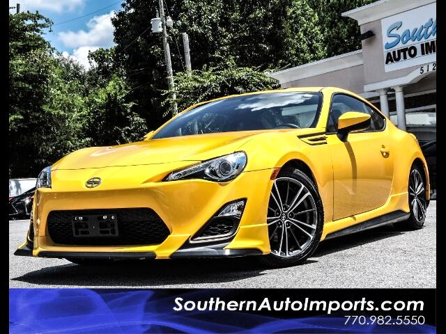 2015 Scion FR-S Release Series 1.0 752 of 1500 1owner!