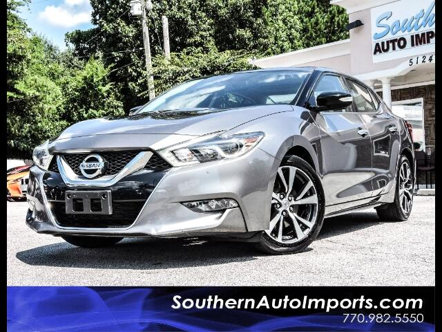 2016 Nissan Maxima 3.5 SL w/Navigation Panorama Roof