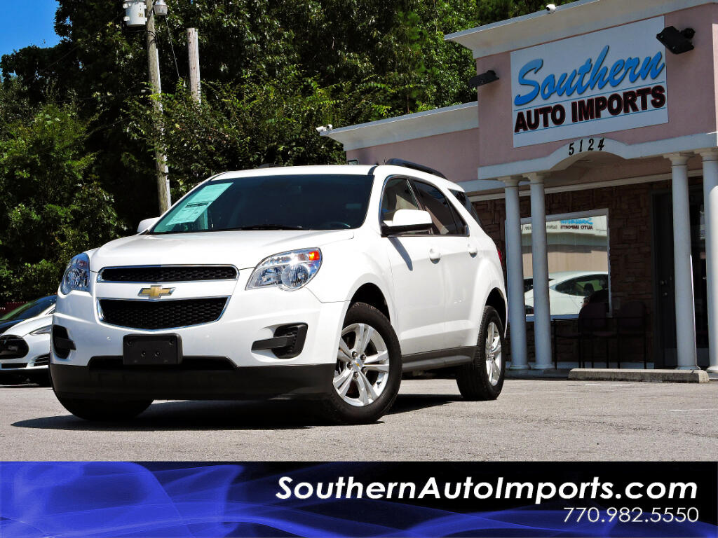 2015 Chevrolet Equinox LT w/1LT Back Up Camera 1owner