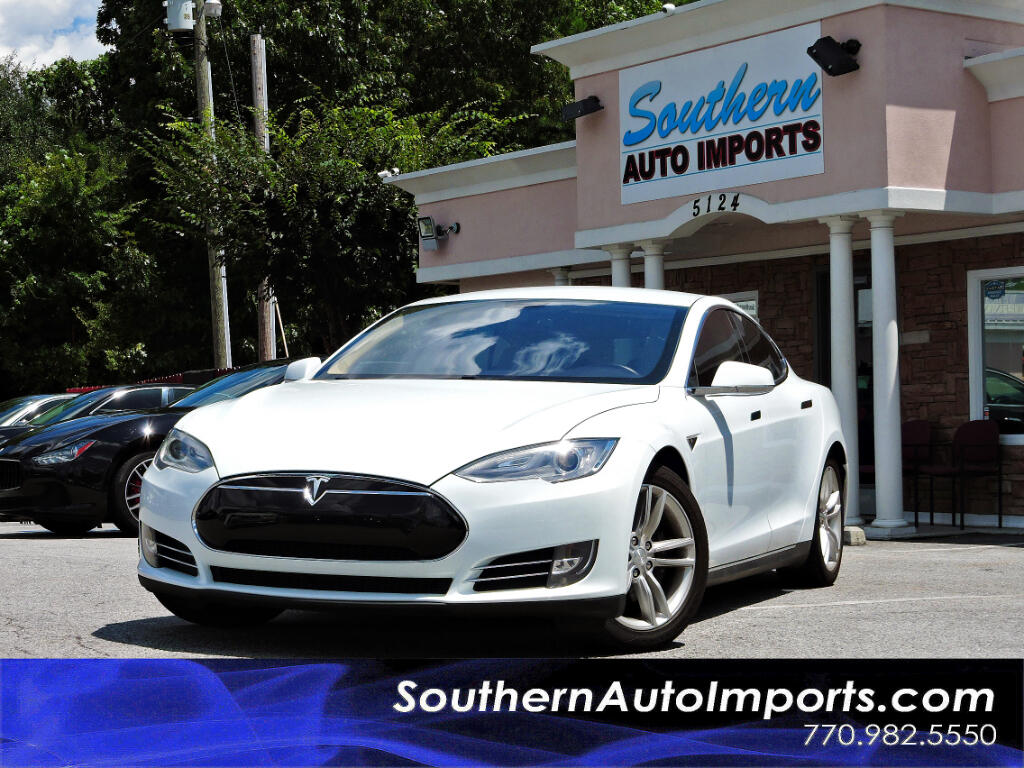 2013 Tesla Model S Tech Package