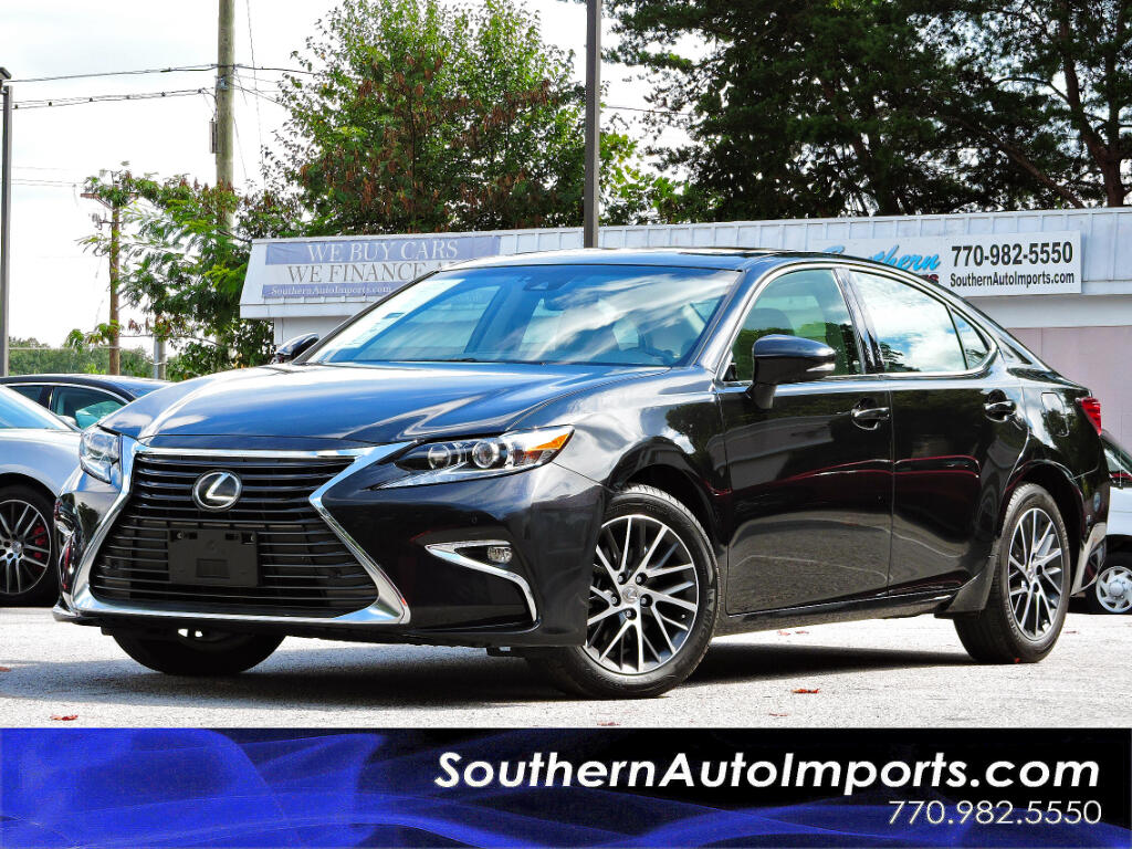 2016 Lexus ES 350 Premium Plus w/Navigation Lane Departure Assist