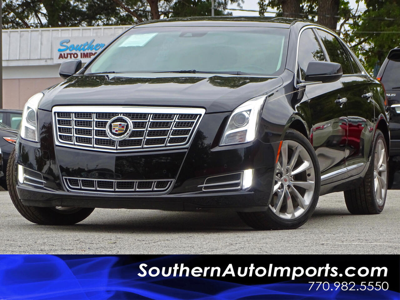 2013 Cadillac XTS Luxury Collection w/Panorama Roof