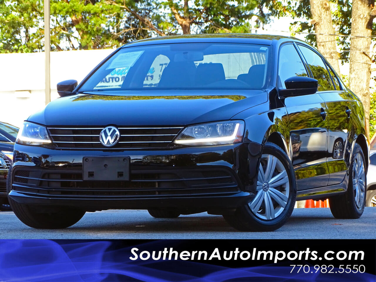 2017 Volkswagen Jetta 1.4T S w/Back Up Camera 1owner
