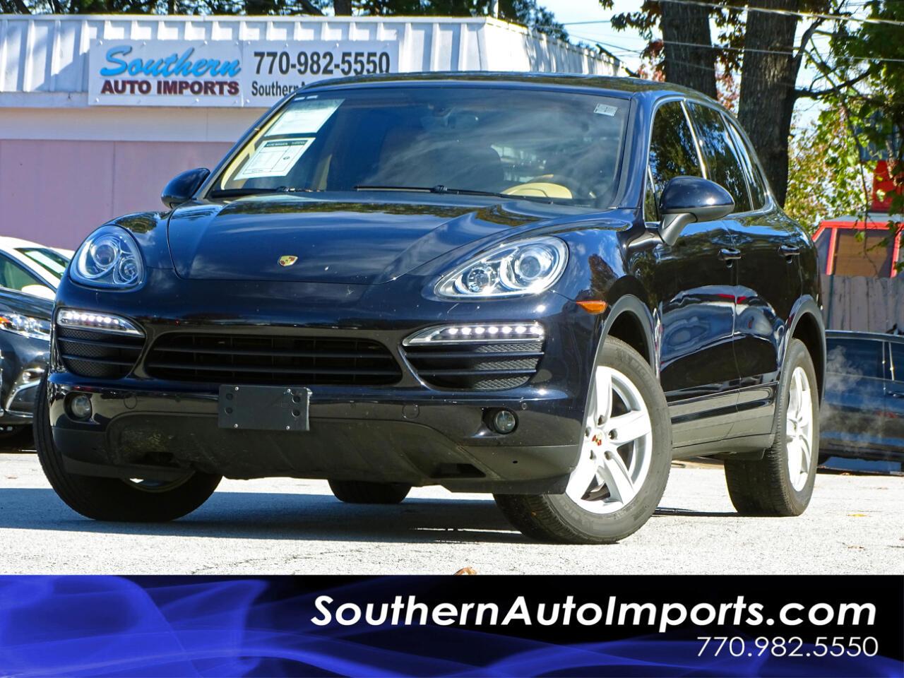 2011 Porsche Cayenne Sport Utility
