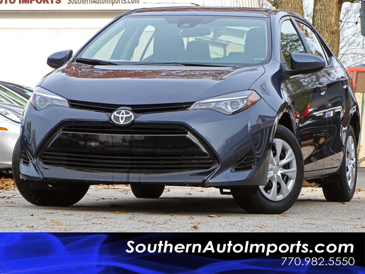 2017 Toyota Corolla L w/Back up Camera Bluetooth