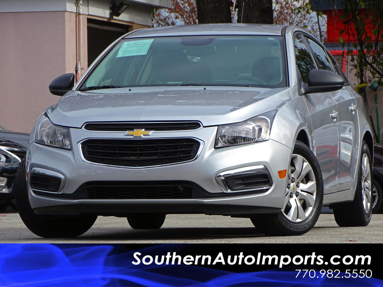 2016 Chevrolet Cruze Limited LS Limited 1owner