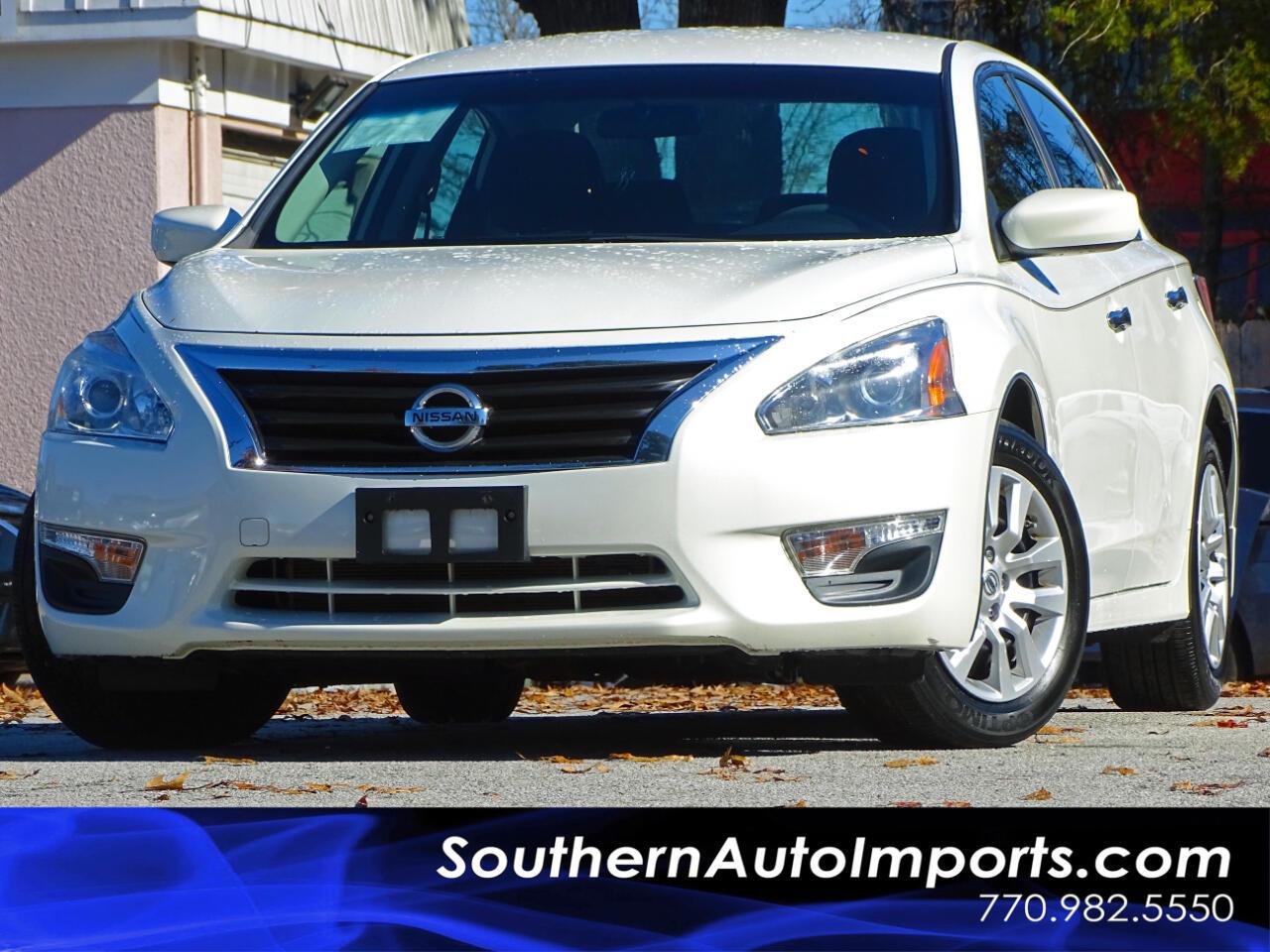 2014 Nissan Altima 4dr Sdn I4 2.5 S