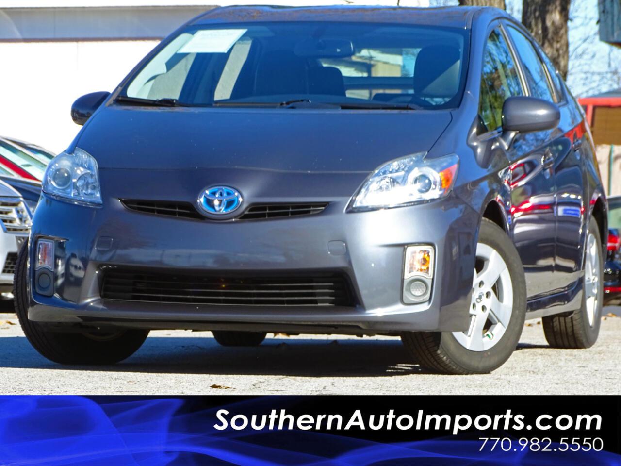 2010 Toyota Prius l w/Keyless Entry Satellite Radio