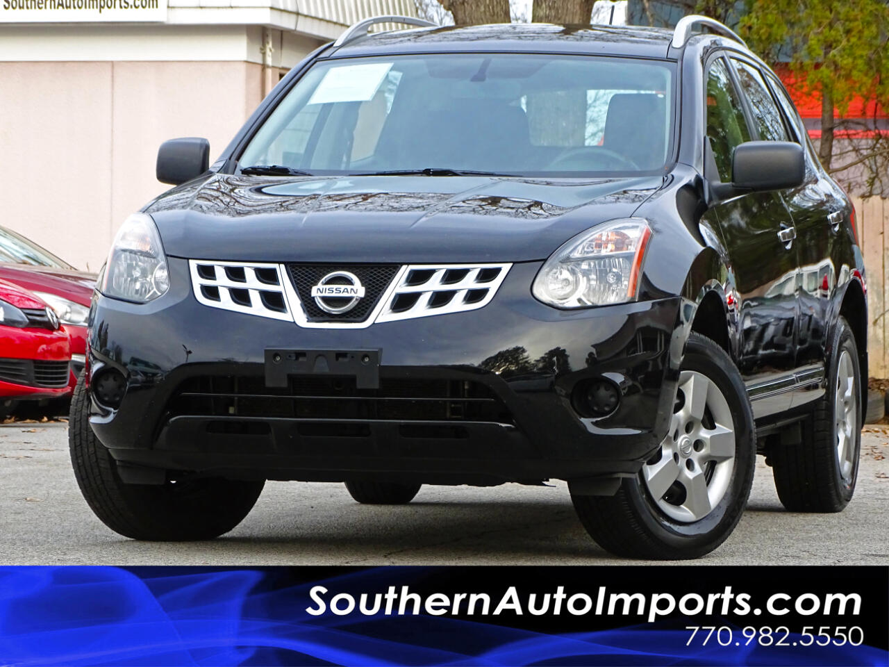 2015 Nissan Rogue Select S AWD w/Back Up Camera