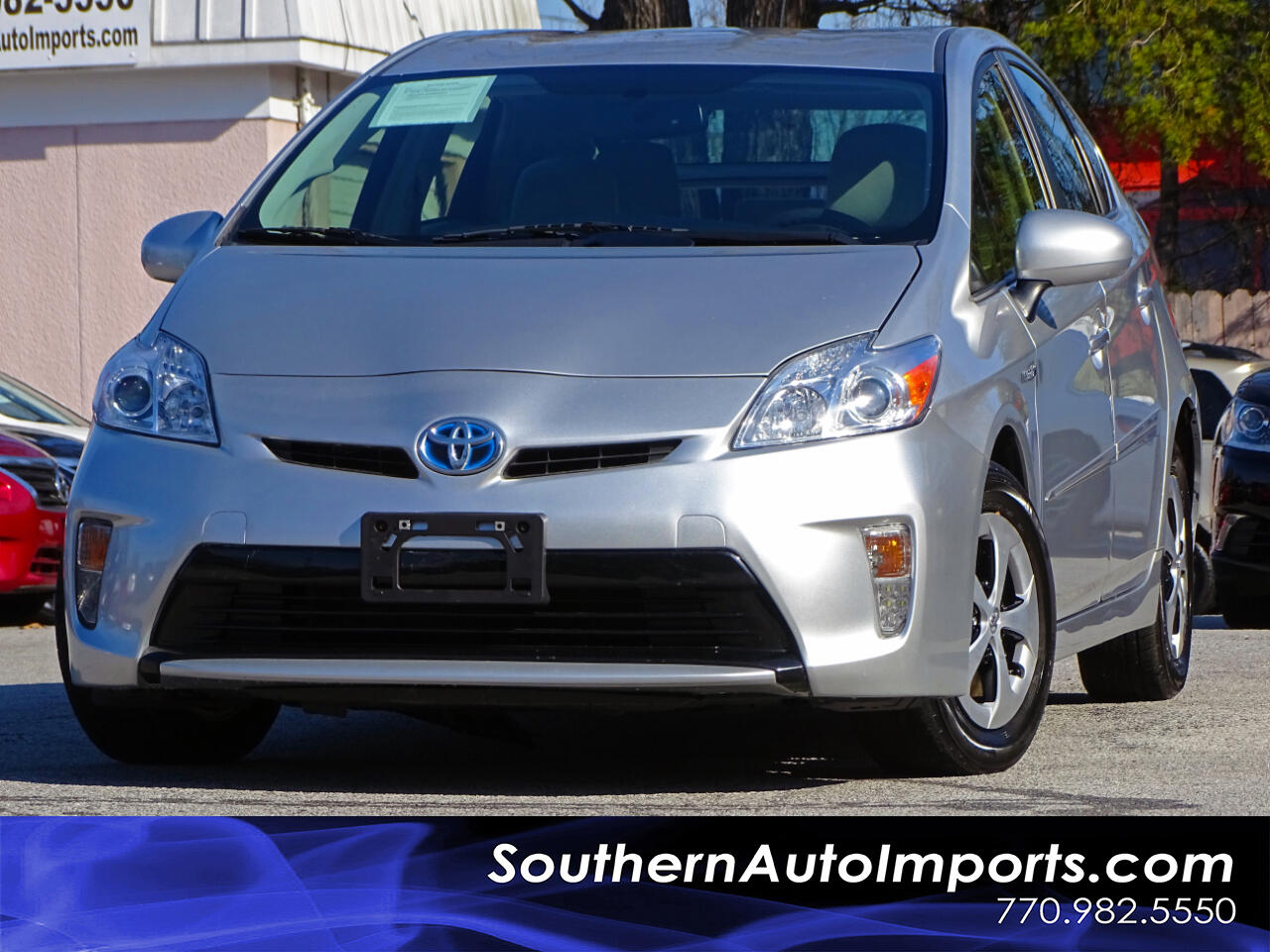 2014 Toyota Prius Three w/Back Up Camera
