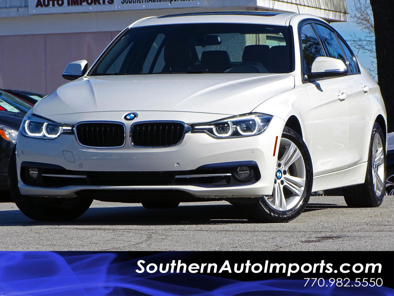 2016 BMW 3-Series 328i xDrive w/Navigation DAP