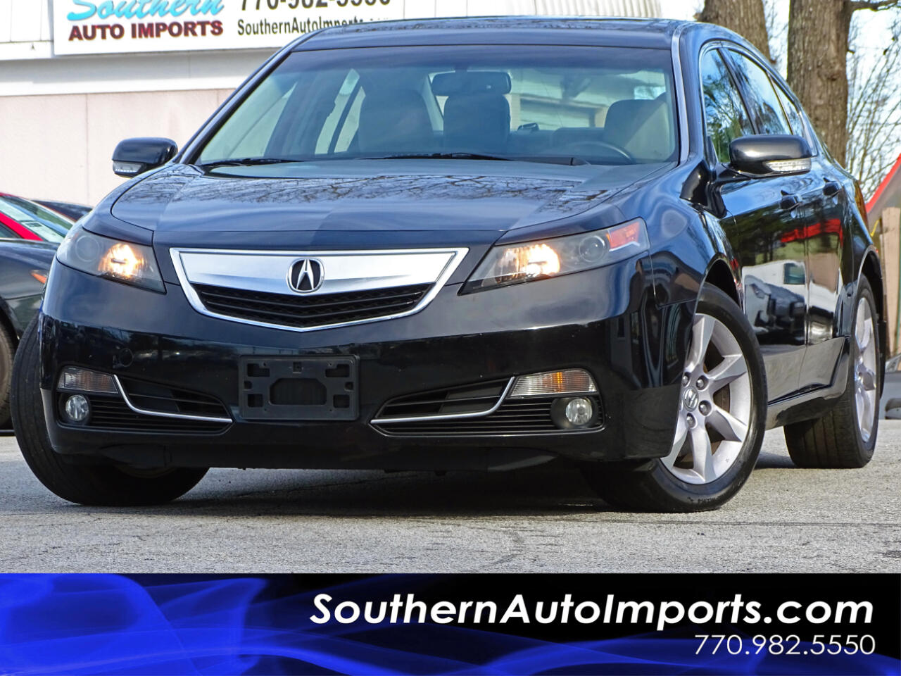 2013 Acura TL Tech Package w/Navigation 1owner