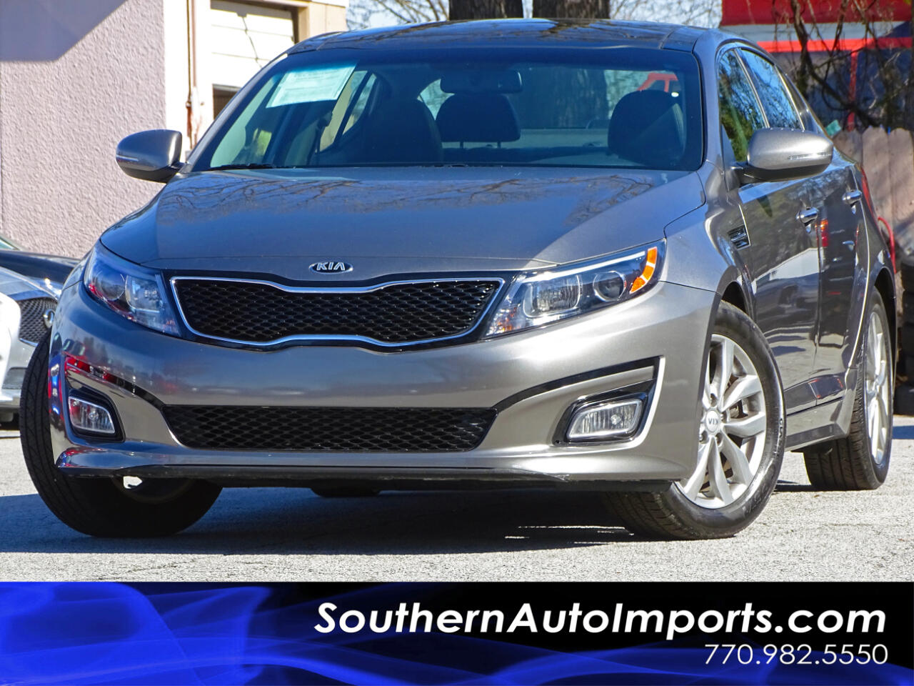 2015 Kia Optima EX Premium Pkg w/Panorama Roof