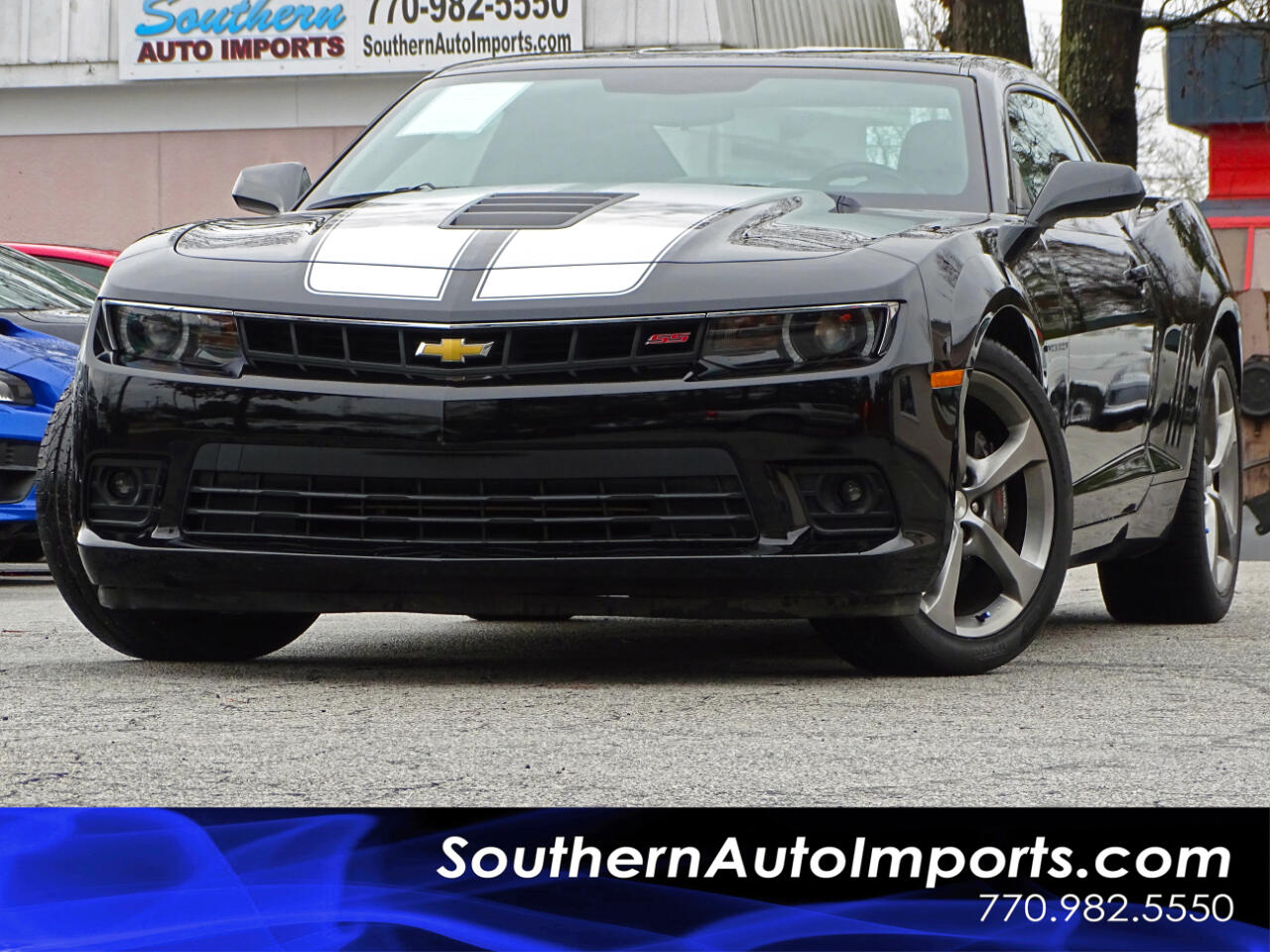 2014 Chevrolet Camaro 2dr Cpe SS w/1SS