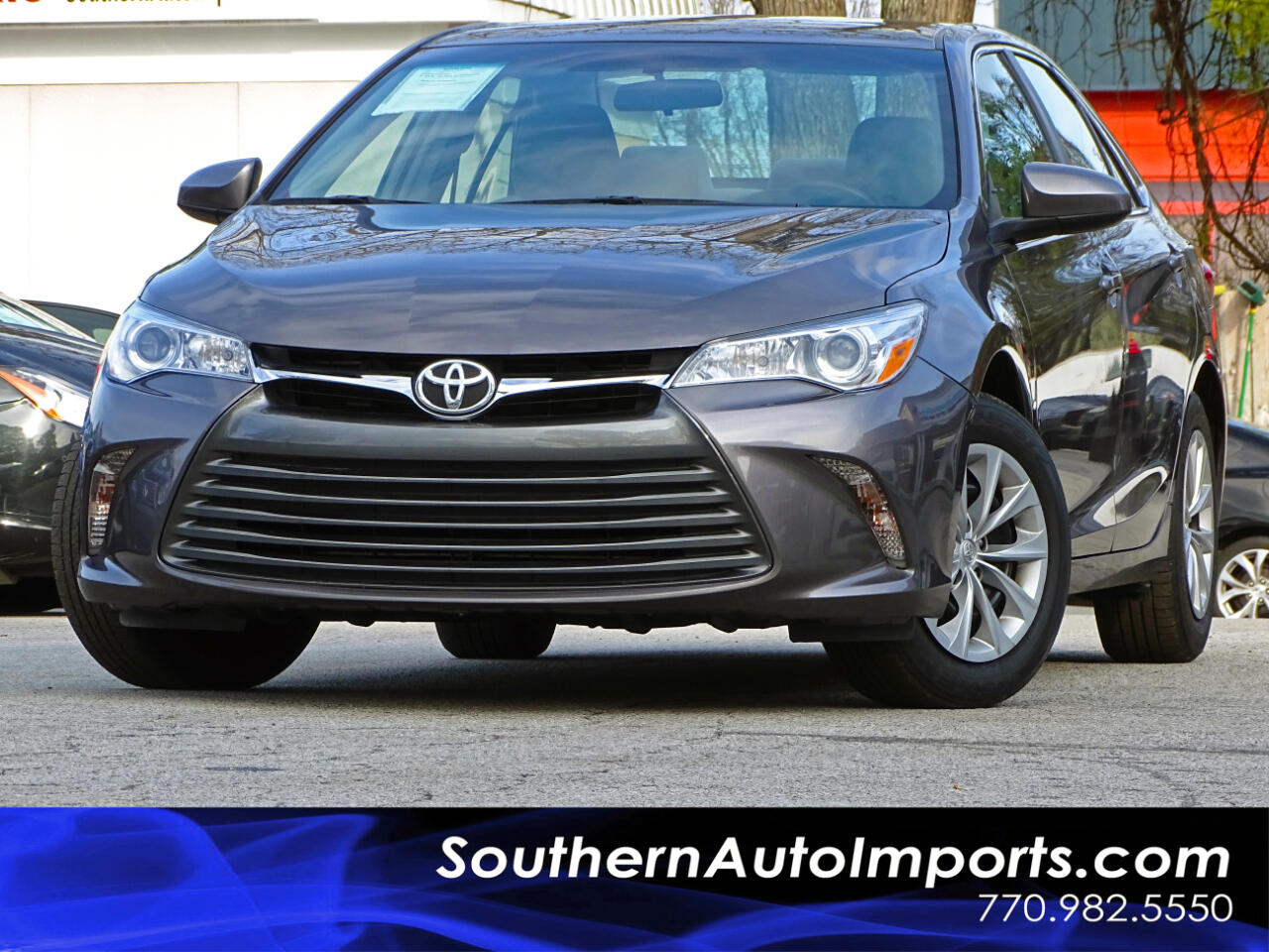 2016 Toyota Camry LE Back up Cam Pwr Driver Seat