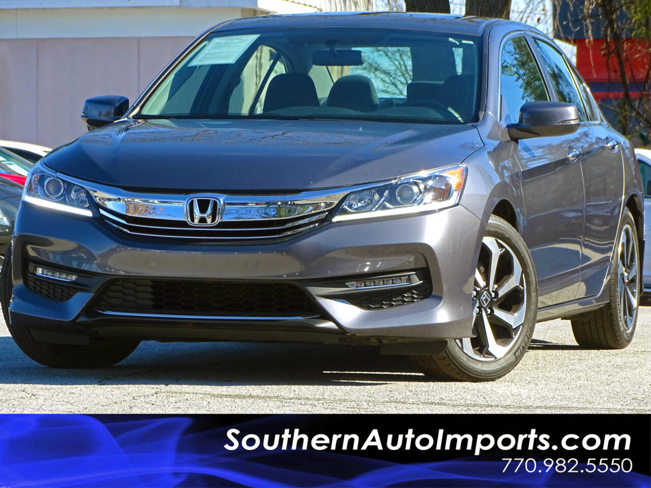 2016 Honda Accord EX w/Blind Spot Camera 1owner