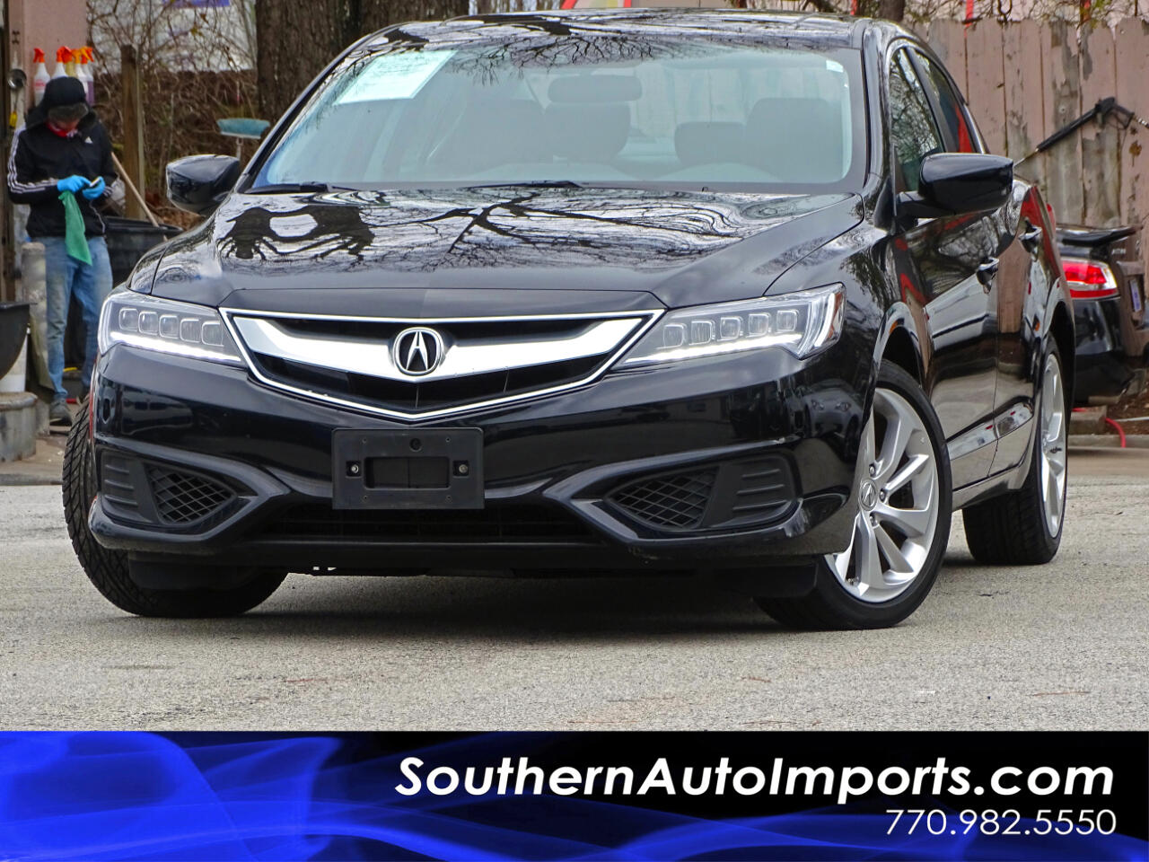 2016 Acura ILX Premium w/Watch Plus Package