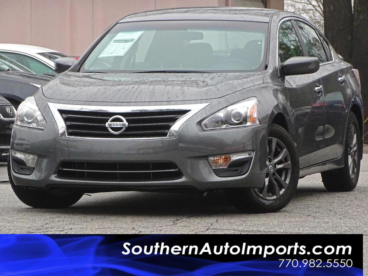 2015 Nissan Altima Special Edition 2.5 S w/Back up Camera
