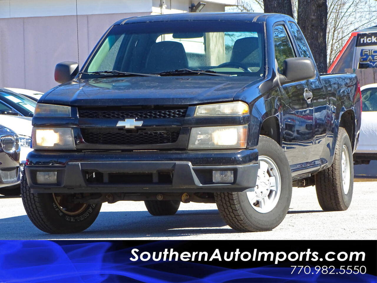 "2007 Chevrolet Colorado 2WD Ext Cab 125.9"" LS"