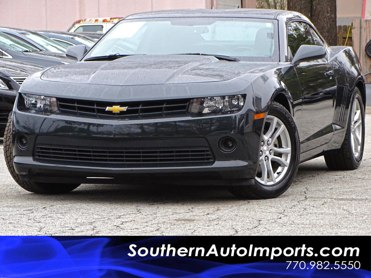 2014 Chevrolet Camaro 1 LT w/Paddle Shifter Bluetooth Connection