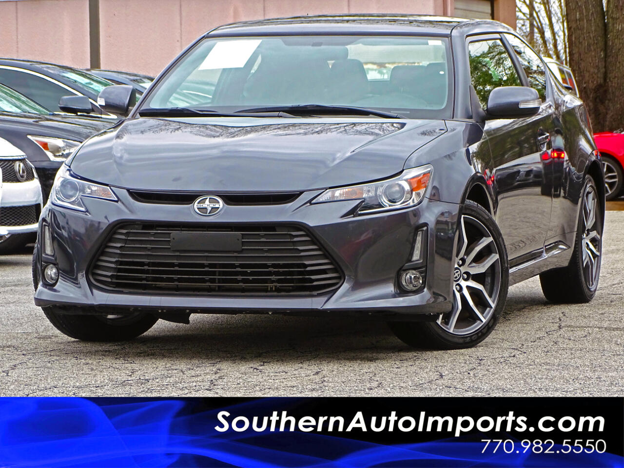 2015 Scion tC Manual w/Satellite Radio Bluetooth Connection