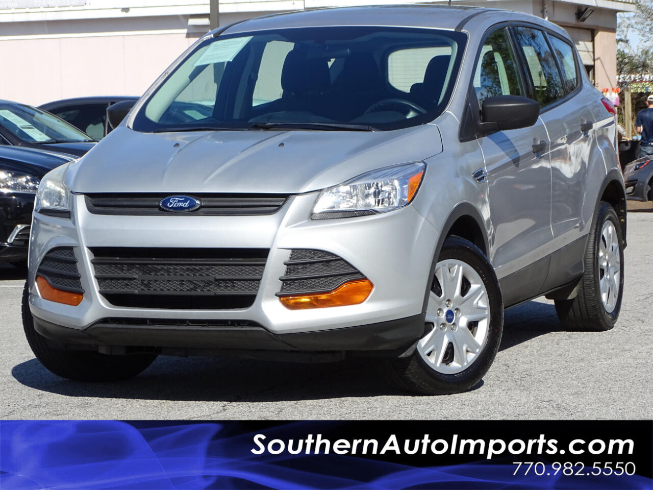 2013 Ford Escape S FWD, Automatic