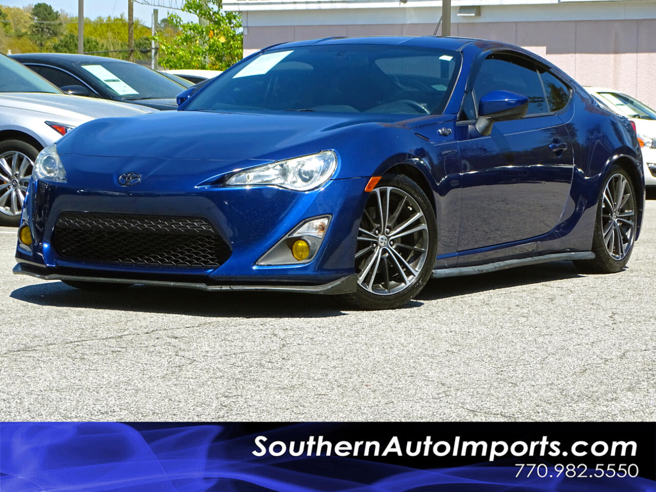 2013 Scion FR-S 6 Speed Manual w/Touch Screen and Upgrades