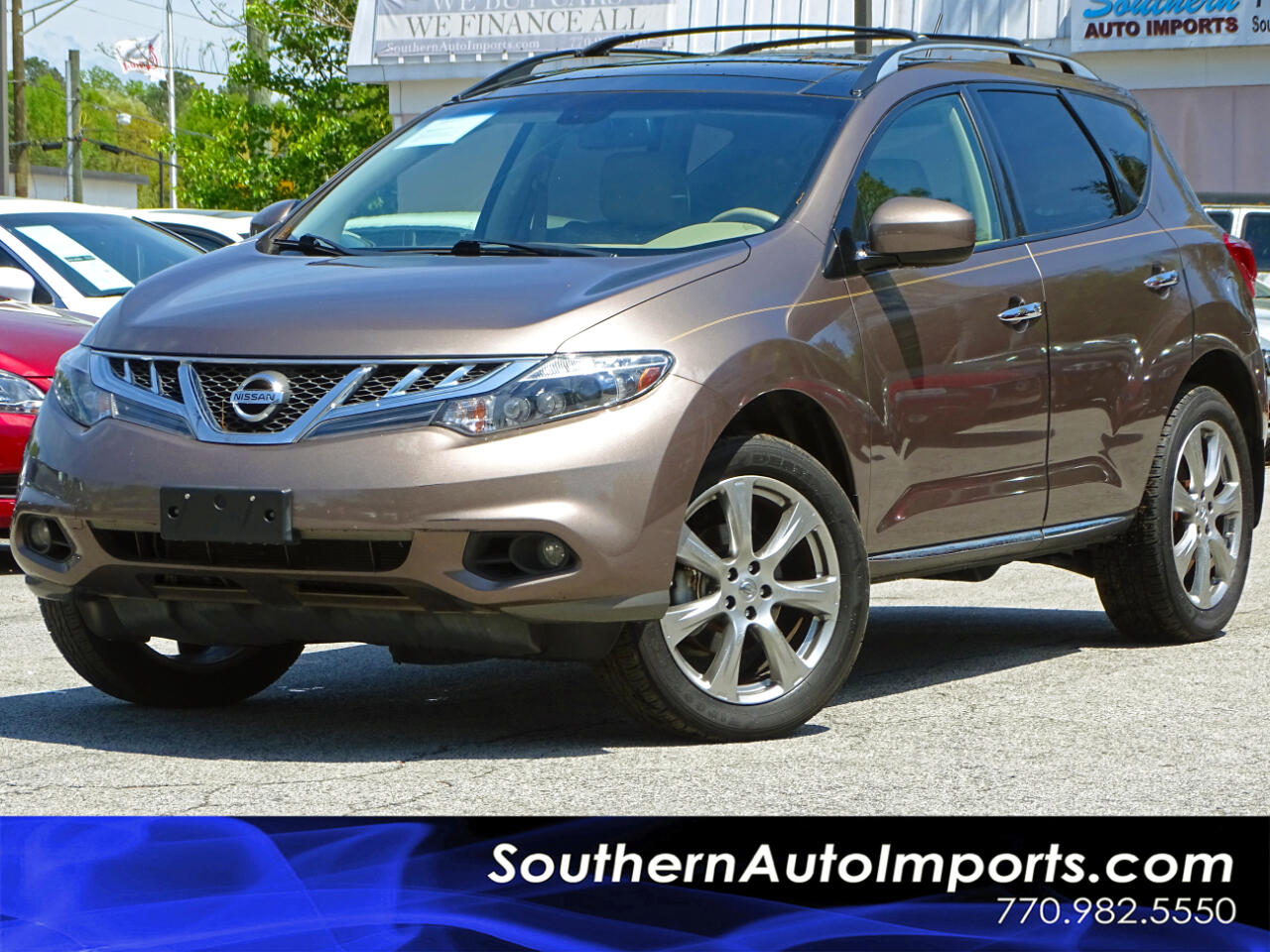 2014 Nissan Murano LE w/Platinium Edition Pkg Back up Cam Bluetooth C