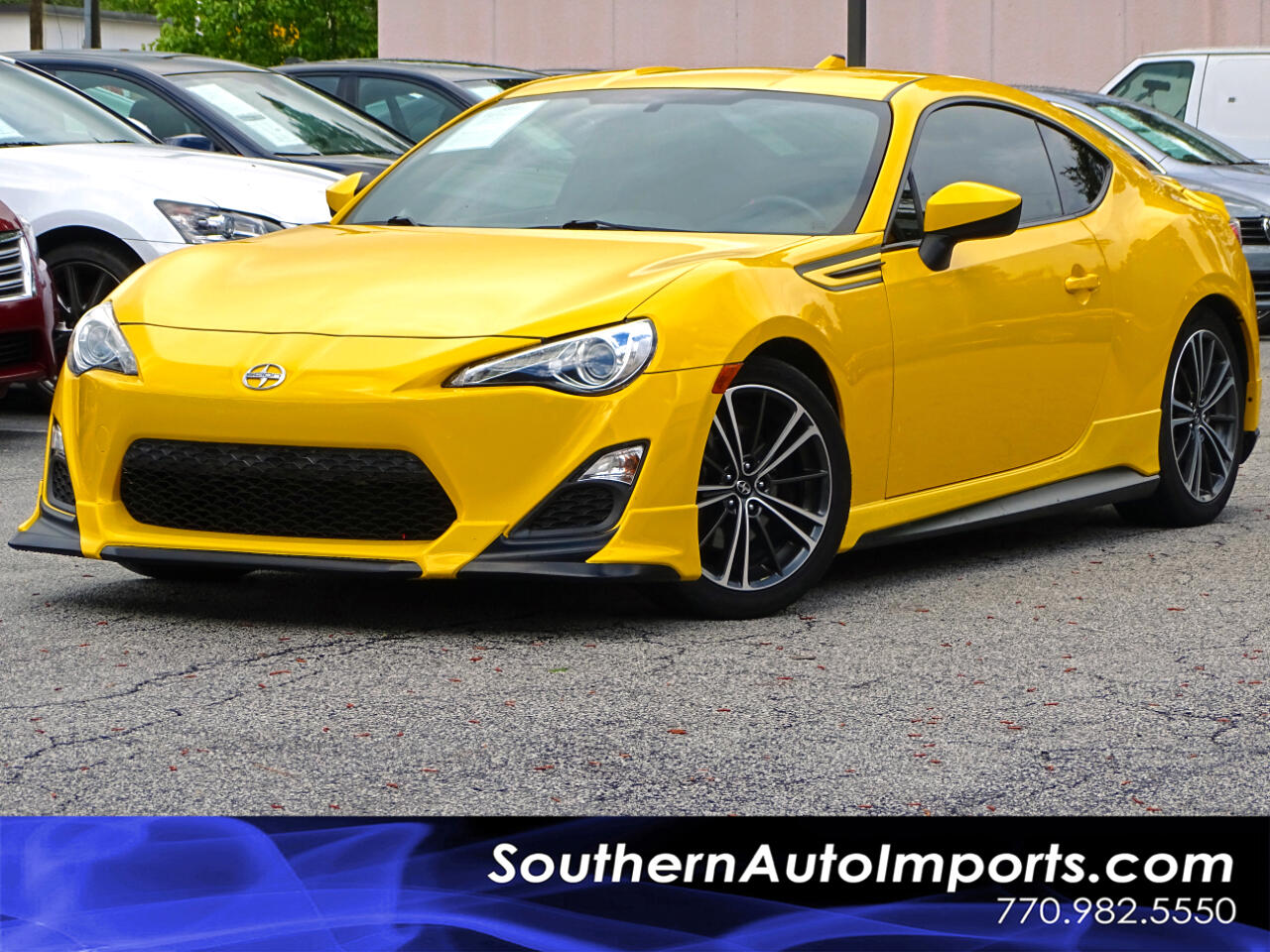 2015 Scion FR-S Release Series 1.0 1367 of 1500