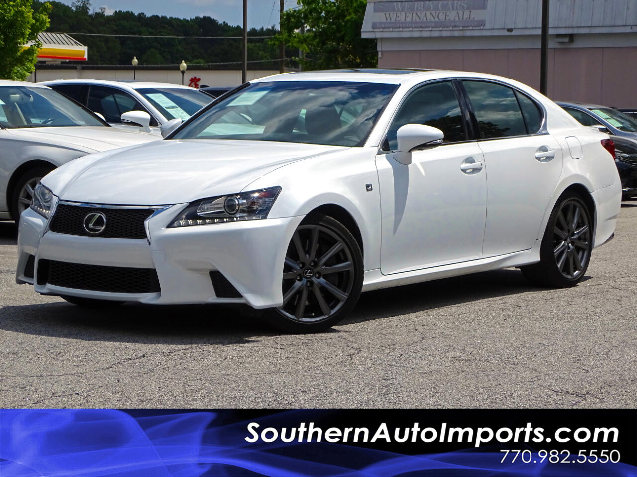 2015 Lexus GS 350 F-Sport PKG Back up Camera Navigation