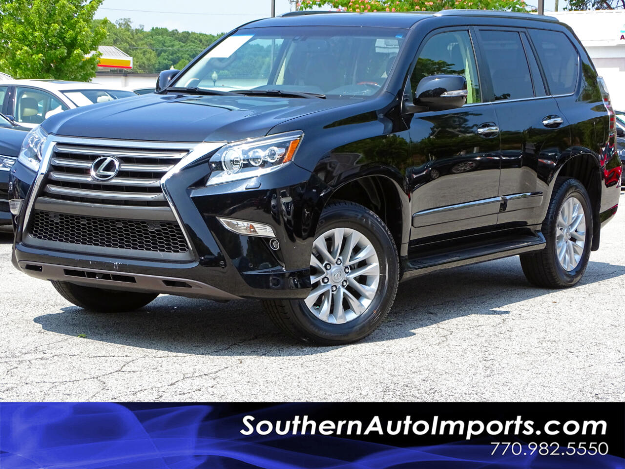 2015 Lexus GX 460 4WD Premiun Pkg Navi Back Up Camera