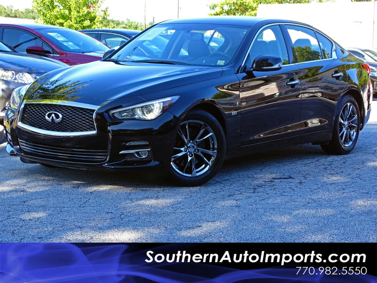 2017 Infiniti Q50 3.0t Signature Edition AWD