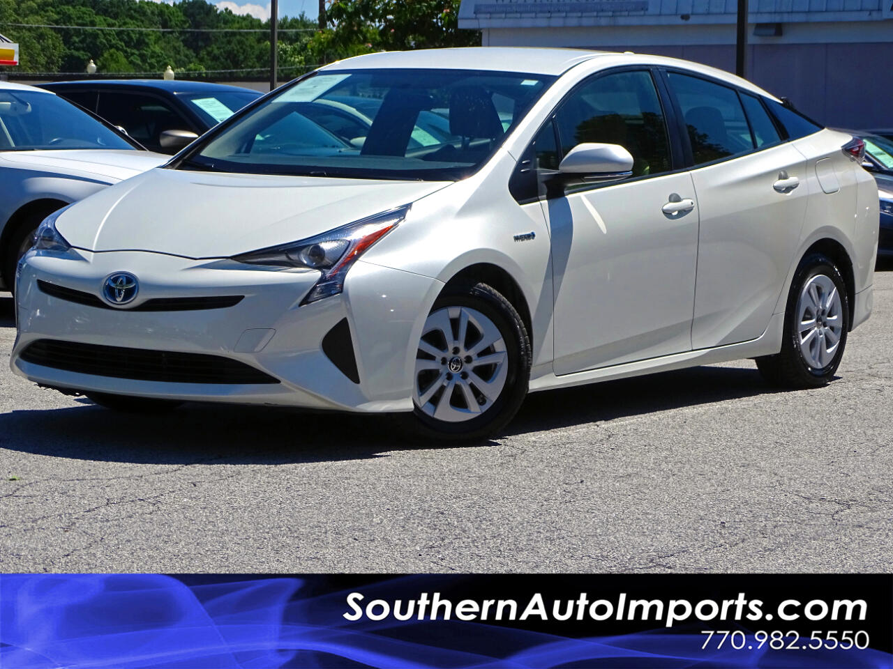 2016 Toyota Prius TWO Back up Camera BLuetooth Keyless entry