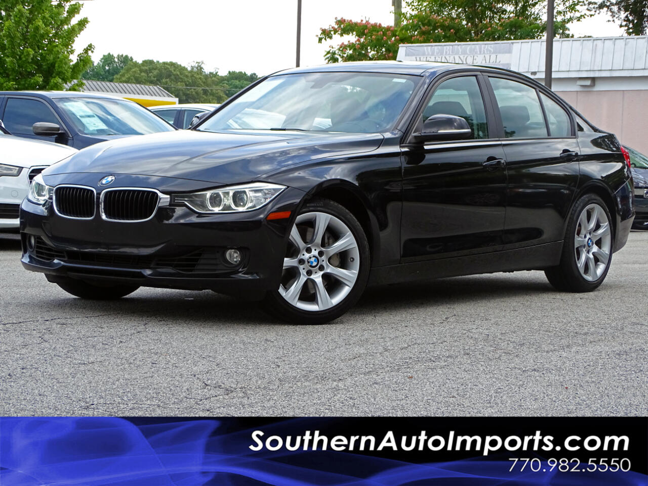 2013 BMW 3 Series 335i Bluetooth Sunroof Leather Seats