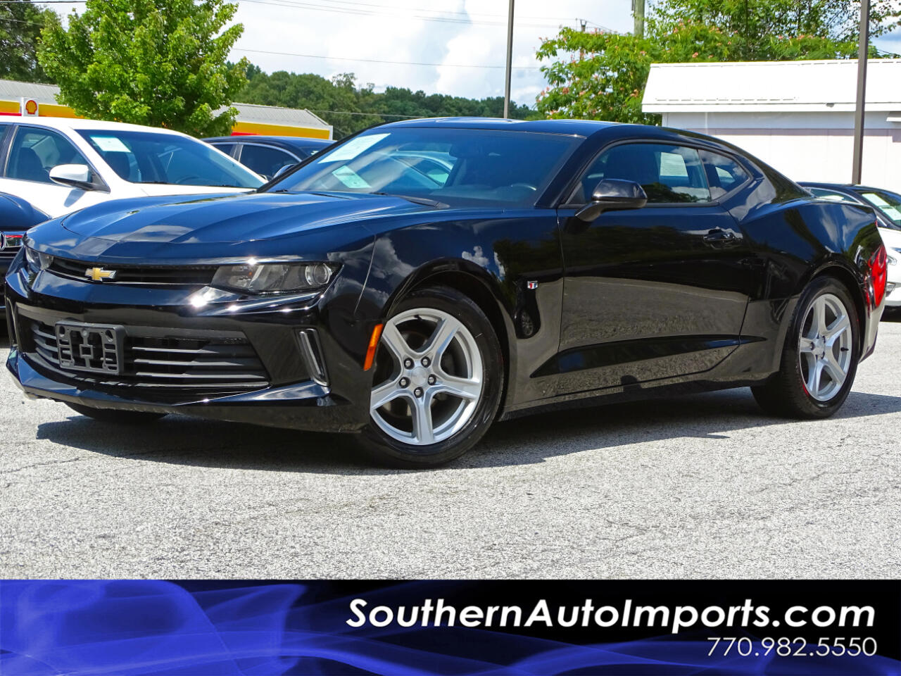 2016 Chevrolet Camaro Cpe LT w/1LT Back up Camera Satellite Radio