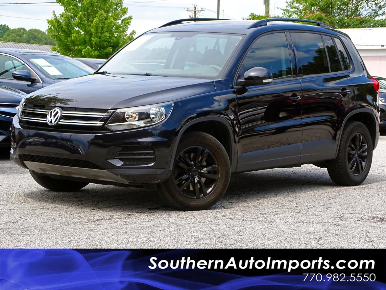 2017 Volkswagen Tiguan 2.0T S Back up Camera Bluetooth Heated Seats