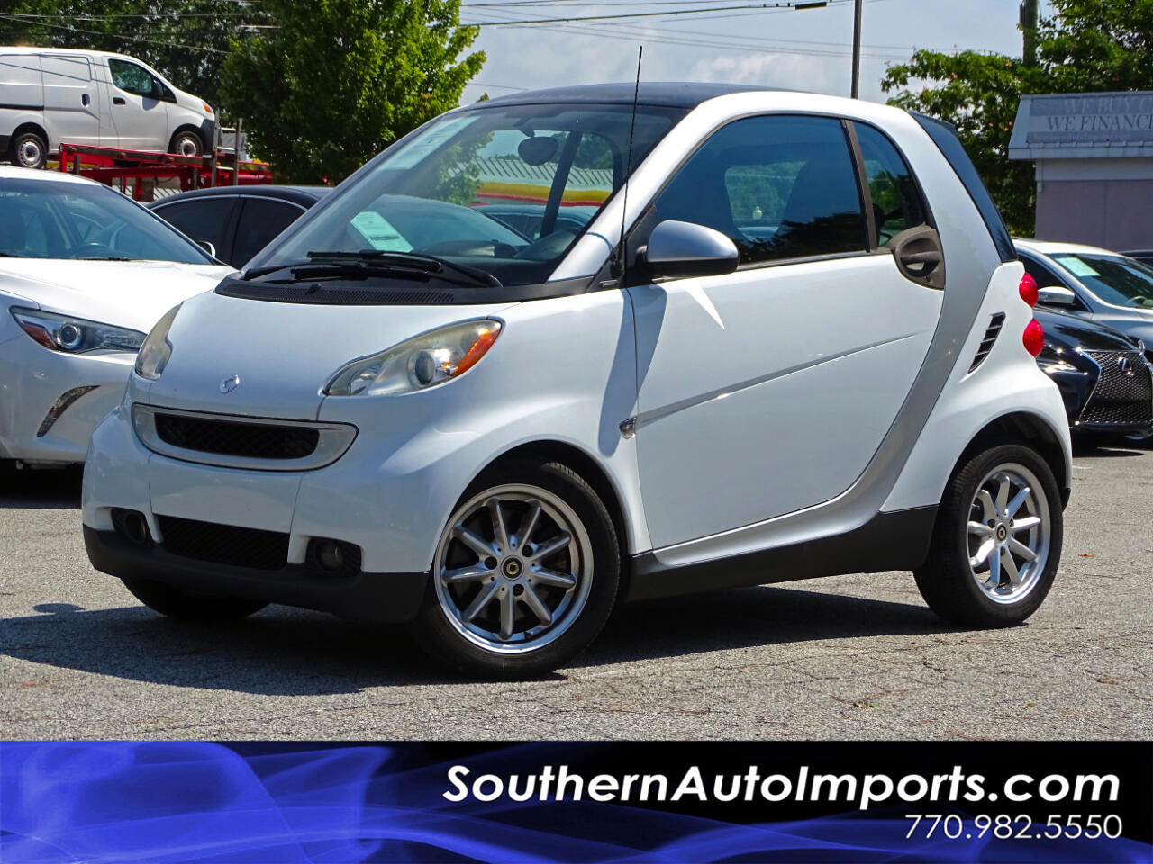 2009 smart Fortwo Brabus w/Panoramic Roof