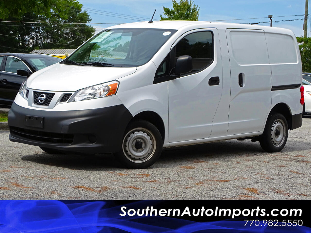 2014 Nissan NV200 S w/aux Port Super Cold A/C