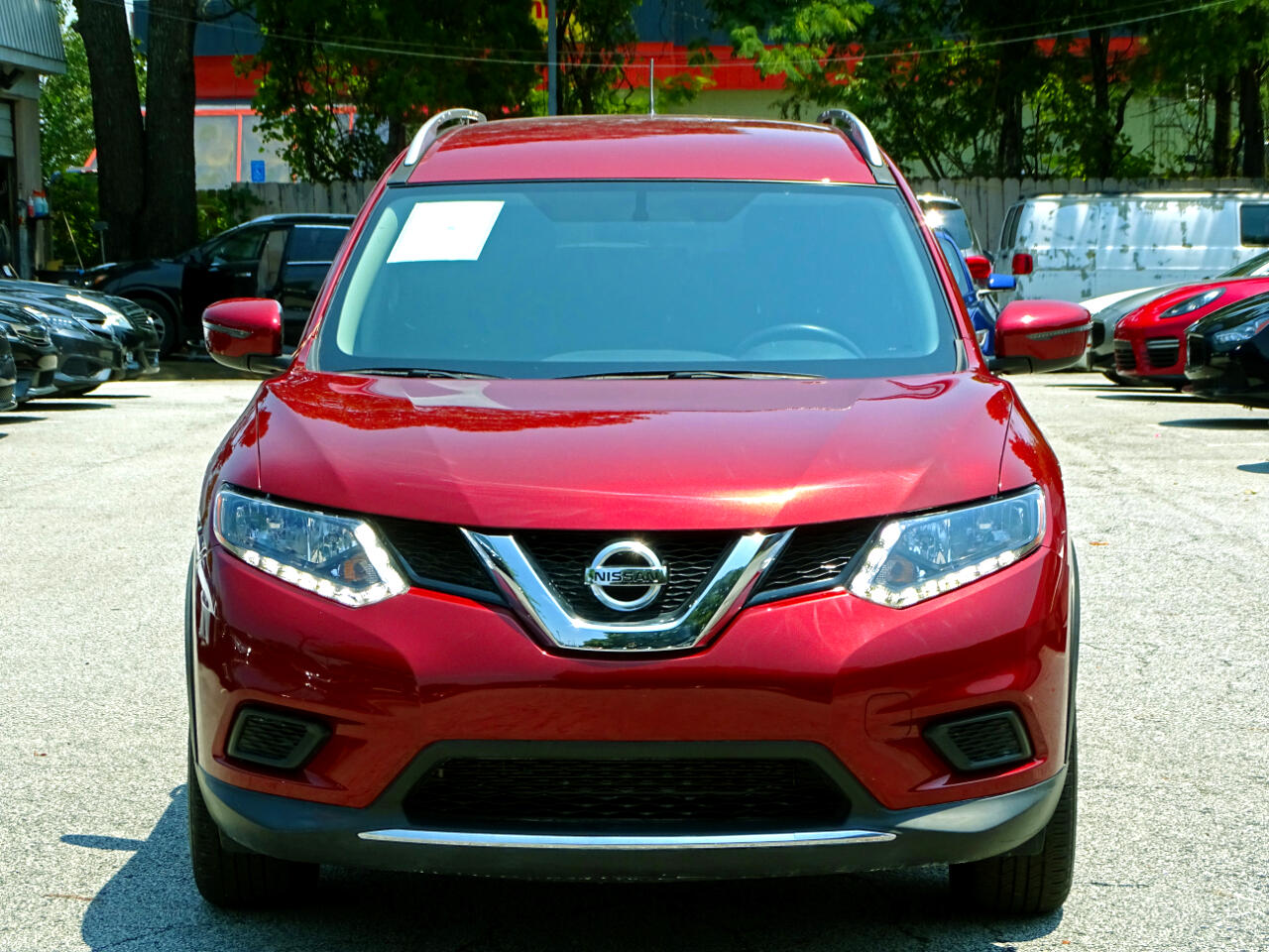 2016 Nissan Rogue SV w/Back up Camera Bluetooth 1-Owner