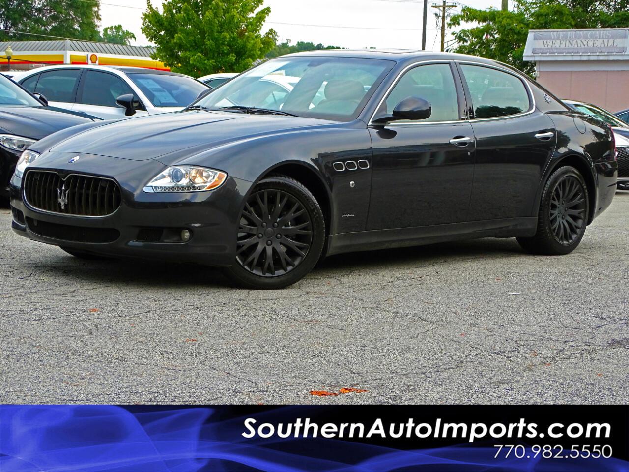 2009 Maserati Quattroporte Executive GT