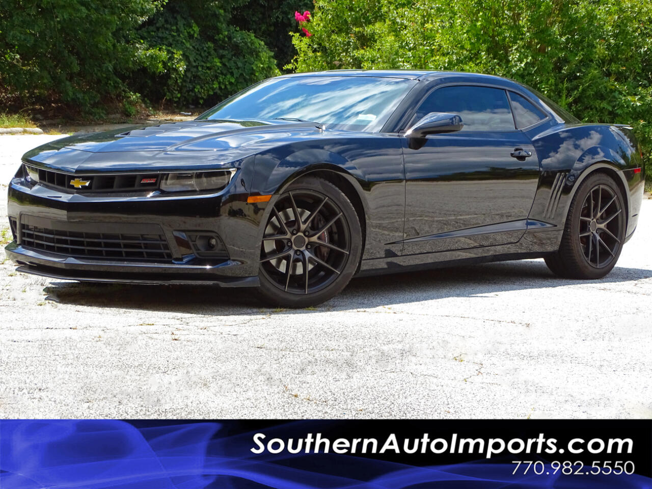 2014 Chevrolet Camaro SS w/2SS Back up Cam Navigation Heated Seats