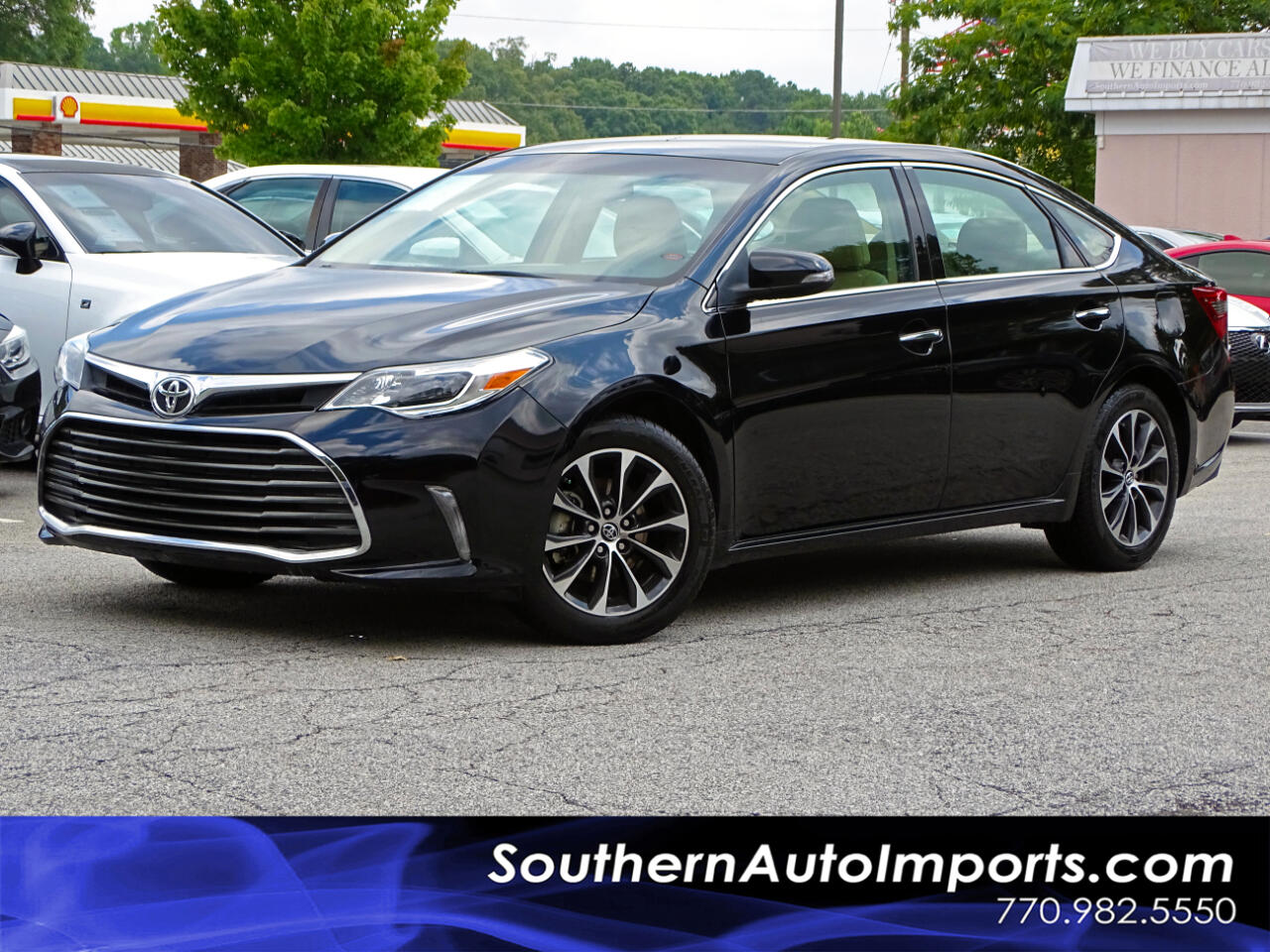 2016 Toyota Avalon XLE w/BACK UP CAM HEATED SEATS BLUETOOTH