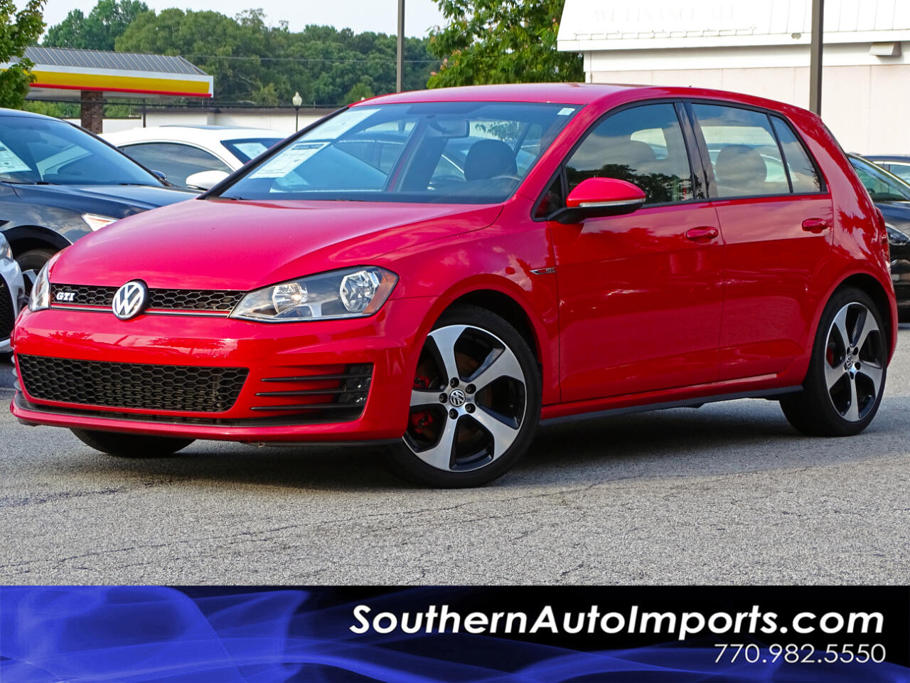 2017 Volkswagen Golf GTI DSG BACK UP CAMERA HEATED SEATS BLUETOOTH