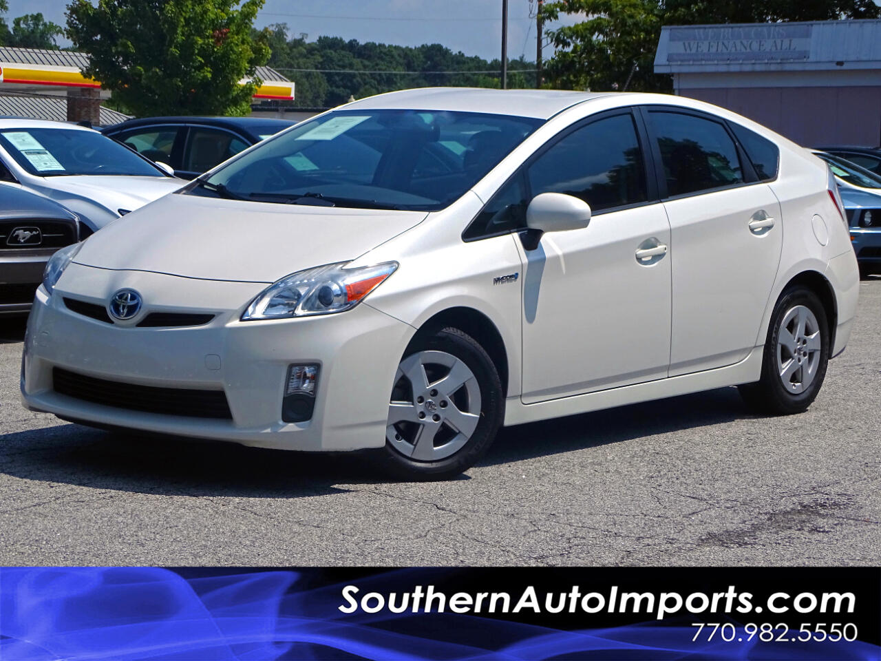 2010 Toyota Prius HB ll 1-OWNER