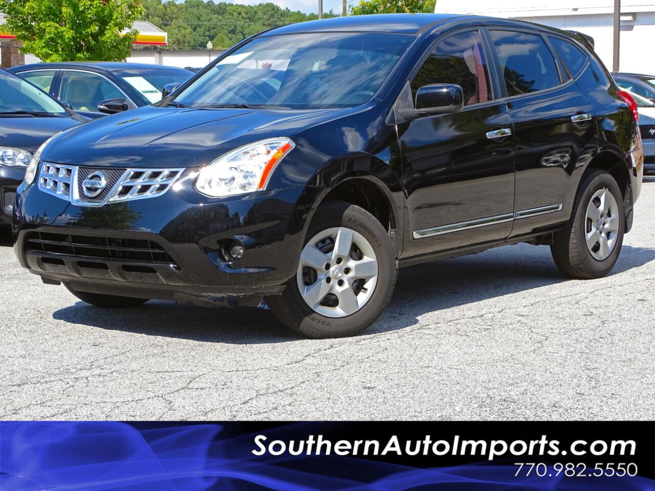 2011 Nissan Rogue S w/AUX PORT