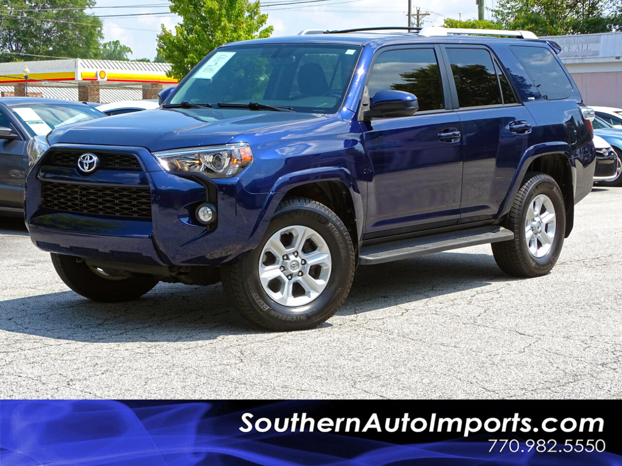 2014 Toyota 4Runner 4WD SR5 BLUETOOTH CONNECTION