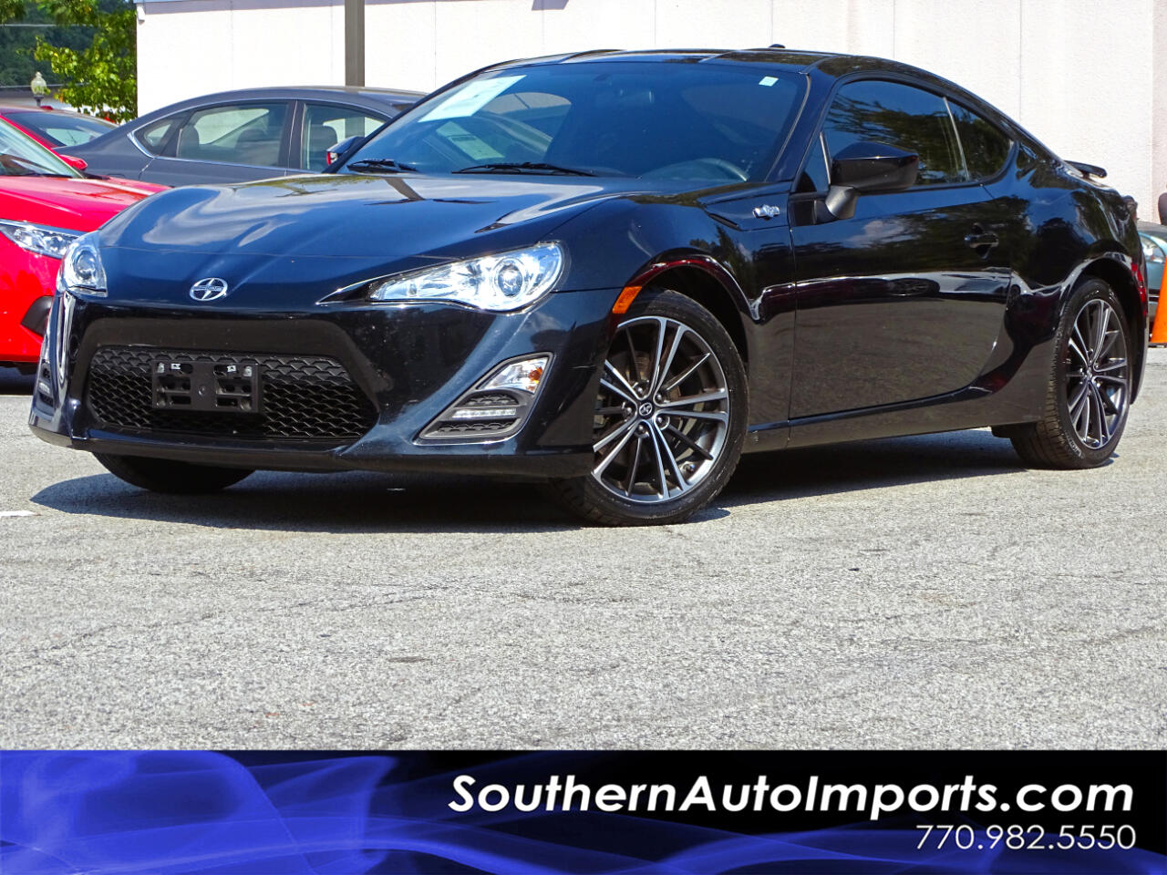 2016 Scion FR-S CPE AUTO BACK UP CAME 1-OWNER